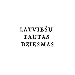 Latvian Dainas