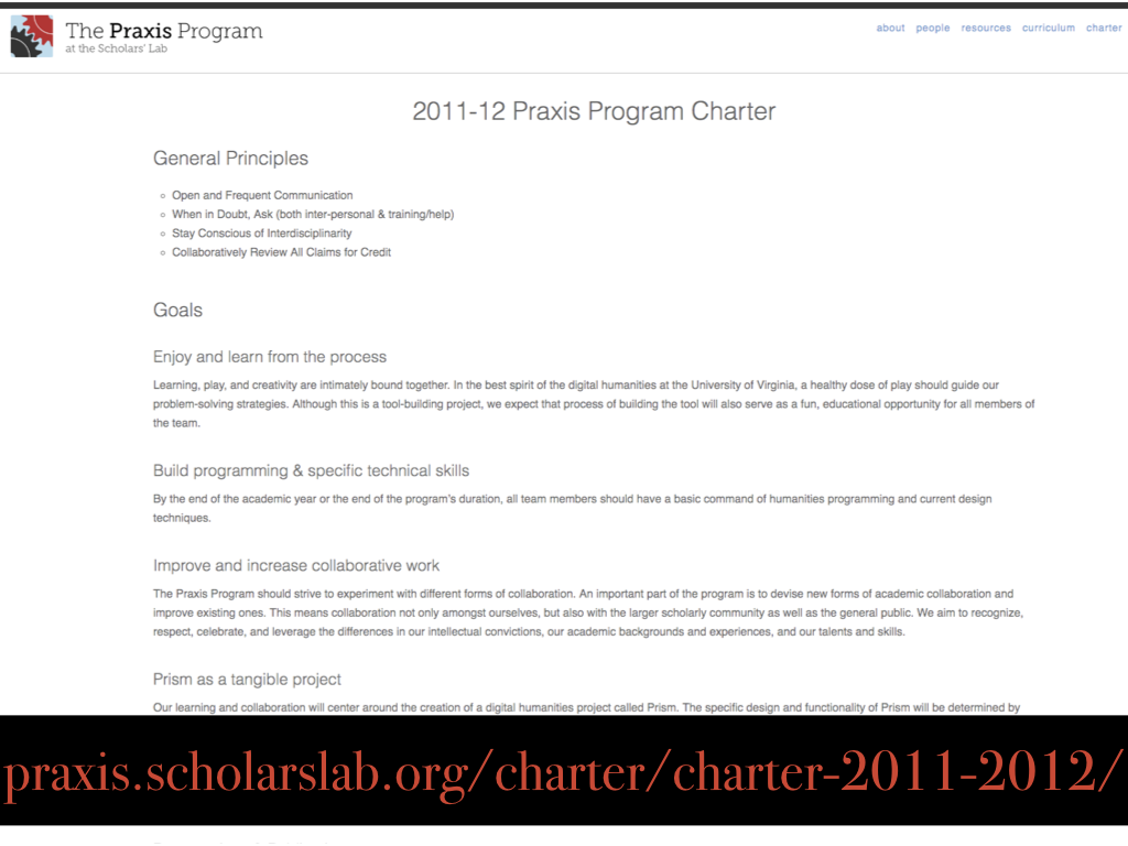 Image of charters